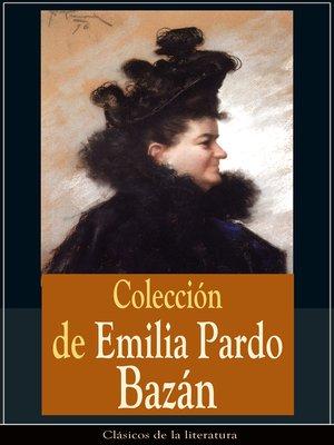 cover image of Colección de Emilia Pardo Bazán