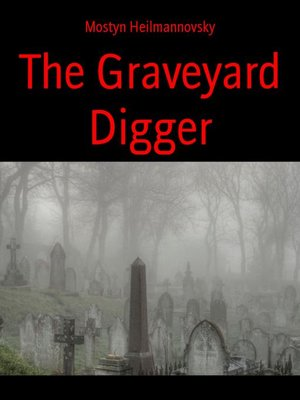 cover image of The Graveyard Digger
