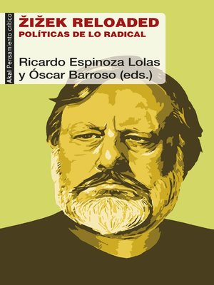 cover image of Zizek reloaded