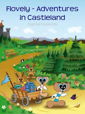 cover image of Flovely--Adventures in Castleland