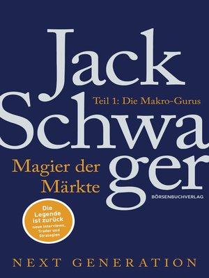 cover image of Magier der Märkte