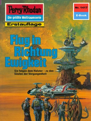 cover image of Perry Rhodan 1417
