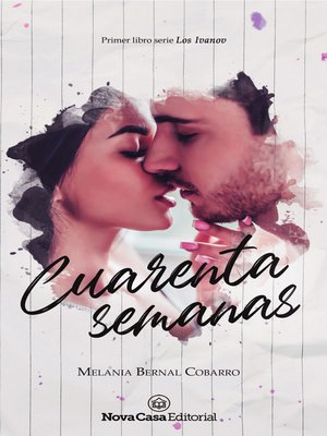 cover image of Cuarenta semanas