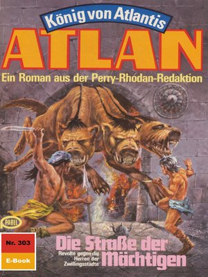 cover image of Atlan 303
