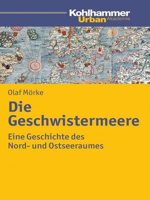 cover image of Die Geschwistermeere