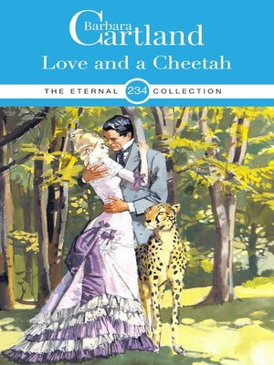cover image of Love and the Cheetah
