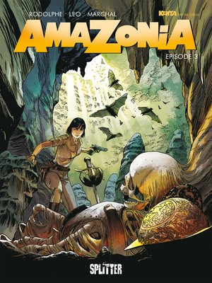 cover image of Amazonia. Band 3
