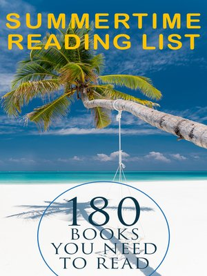 cover image of Summertime Reading List