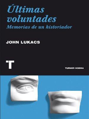 cover image of Últimas voluntades