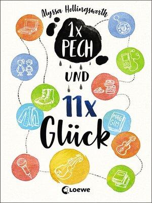 cover image of Einmal Pech und elfmal Glück