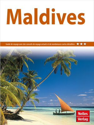 cover image of Guide Nelles Maldives