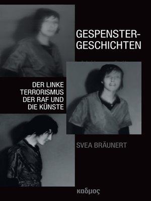 cover image of Gespenstergeschichten
