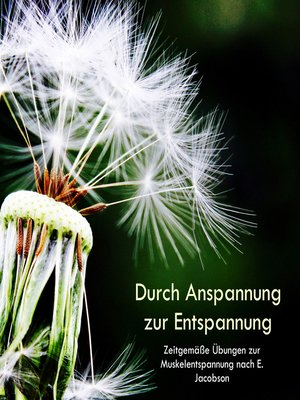 cover image of Progressive Muskelentspannung nach Edmund Jacobson