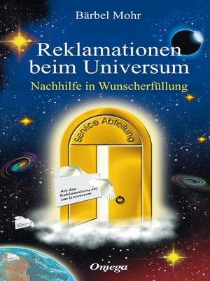 cover image of Reklamationen beim Universum