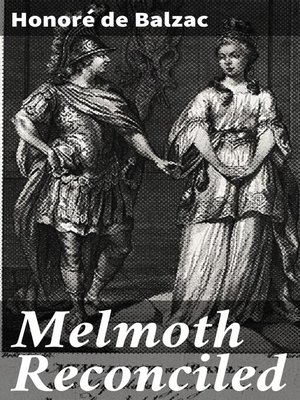 cover image of Melmoth Reconciled