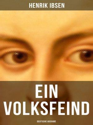 cover image of Ein Volksfeind--Deutsche Ausgabe
