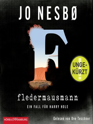 cover image of Der Fledermausmann