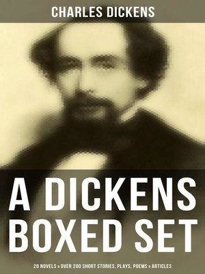 cover image of A Dickens Boxed Set