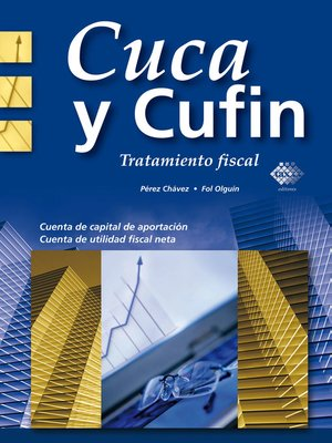 cover image of Cuca y Cufin. Tratamiento fiscal 2016