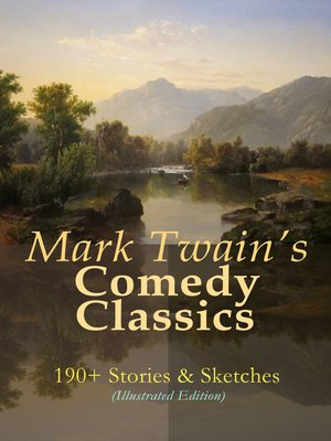 cover image of Mark Twain's Comedy Classics