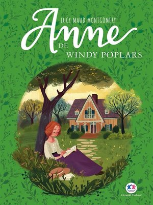 cover image of Anne de Windy Poplars