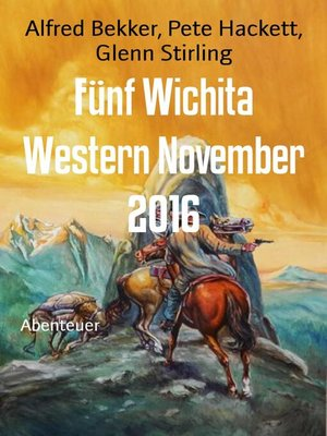 cover image of Fünf Wichita Western November 2016