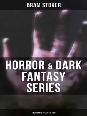 cover image of Horror & Dark Fantasy Series