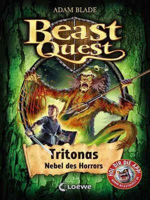 cover image of Beast Quest 45--Tritonas, Nebel des Horrors