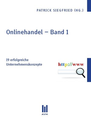 cover image of Onlinehandel – Band 1