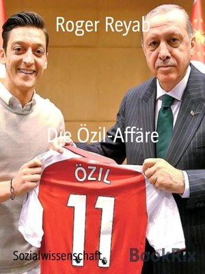 cover image of Die Özil-Affäre