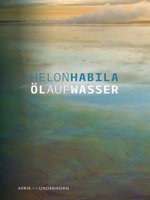 cover image of Öl auf Wasser