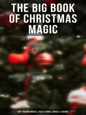 cover image of The Big Book of Christmas Magic
