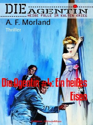 cover image of Die Agentin #4
