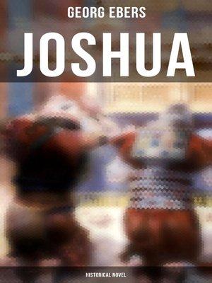 cover image of Joshua (Historical Novel)