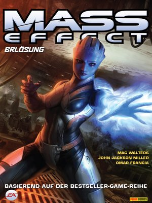cover image of Mass Effect Band 1--Erlösung