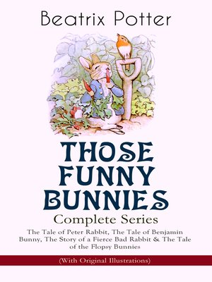 cover image of Those Funny Bunnies – Complete Series