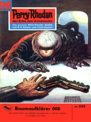 cover image of Perry Rhodan 243