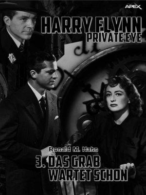 cover image of DAS GRAB WARTET SCHON
