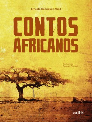 cover image of Contos africanos
