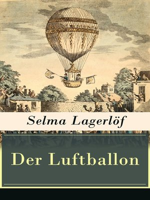 cover image of Der Luftballon