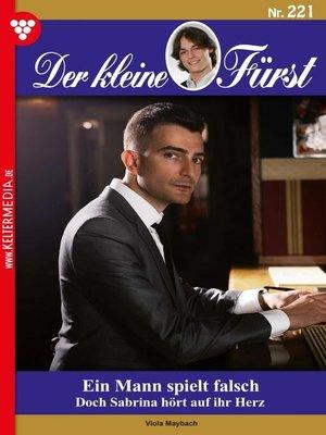 cover image of Der kleine Fürst 221 – Adelsroman