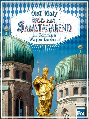 cover image of Tod am Samstagabend