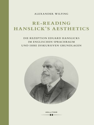 cover image of Re-Reading Hanslick's Aesthetics