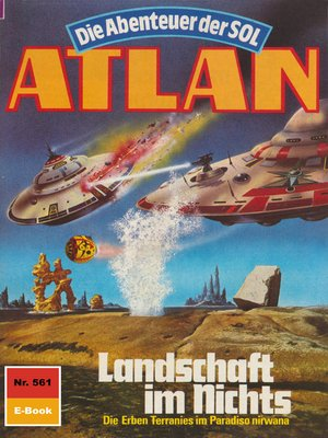 cover image of Atlan 561