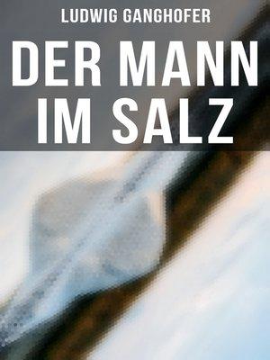 cover image of Der Mann im Salz