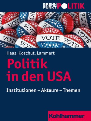 cover image of Politik in den USA