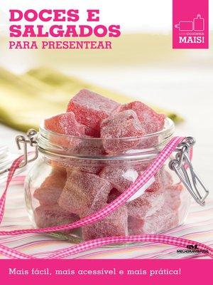 cover image of Doces e Salgados para Presentear