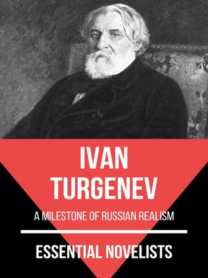 cover image of Essential Novelists--Ivan Turgenev
