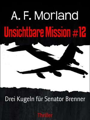 cover image of Unsichtbare Mission #12