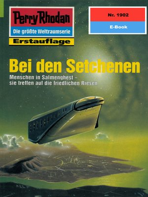 cover image of Perry Rhodan 1902